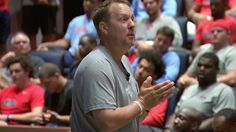 Get a behind the scenes look at Ole Miss' practice, where head coach Hugh Freeze is preparing his team for a big season.