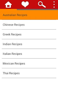 Cooking Recipes World CuisineWith Cooking Recipes World, you can have the ultimate cooking experience by trying new delicious, tasty, yummy and healthy food recipes and exciting festival special dishes. For Events, Holidays and special days we have created special category of tasty food for our users. Most exciting recipes across the world like Chinese , Italian , Mexican , Australian , Indian , Greek , Thai and etc. If you love cooking, you like to experiment new recipes, then this app w...