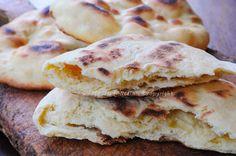 Pane tibetano in padella ricetta veloce con bimby o senza, pane in pochi minuti, ricetta facile, pane da farcire, focaccine di pane semplici, ricette dal mondo