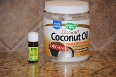 DIY All Natural Coconut Oil Scalp Treatments: Stimulates the scalp to speed up hair growth....PIN NOW !!!