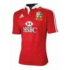 British & Irish Lions Short Sleeve Replica Jersey (Adults)