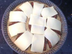 Världens snabbaste äppelkaka (recept) | Gunilla Dairy, Cheese, Food, Eten, Meals, Diet