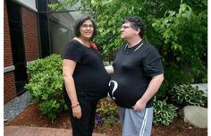 Pregnancy Photos That Should Never Have Happened