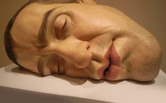 New Hyper-Realistic Sculptures by Ron Mueck