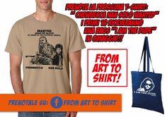 Enrico Sordi: Prenota la prossima T-Shirt Chewie Han Solo Wanted...