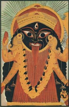 Kali Mother of all Mothers