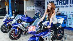 VOLTRONIC ZEUZ Racing Team Moto2 Moto3 250 & 500 Class