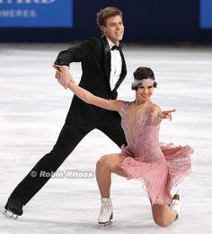 Ice Dance ~ Elena Ilinykh & Nikita Katsalapov  (Russia)