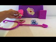 huge barbie house- Play Doh Doc McStuffins Doctor Kit Play Doctor With P...