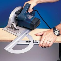 Buy Protractor and Saw Guide at Woodcraft.com
