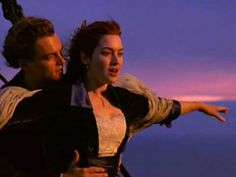 Titanic. My all time fave! Jack and Rose love story made me realized the there is TRUE LOVE <3