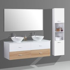 Les 73 meilleures images de Meuble salle de bain | Meuble ...
