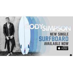 #Surfboard #CodySimpson