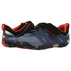 size 40 7b76f 5263d Vibram FiveFingers Men s V-Train Indigo Black Blue