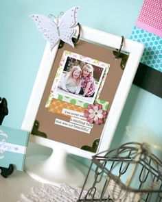 Frame it! Scrapbooking Off The Page | Ella Publishing Co.