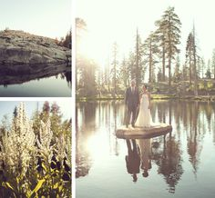 Lake Tahoe Wedding at The Hideout | Julia Wade Photography