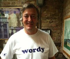 Stephen Fry: wordy goodness