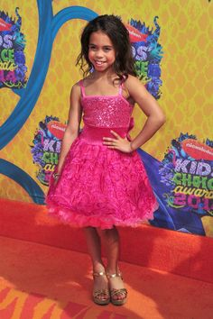 Asia Monet Ray Photos: Nickelodeon's 27th Annual Kids' Choice Awards - Arrivals diva girl yeah