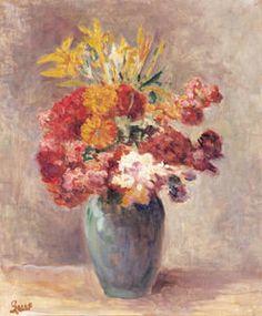 maximilien luce flowers