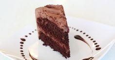 Chocolate Cake - ChooseVeg.com