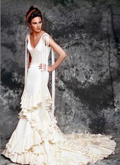 Spanish designer Vicky Martin Berrocal | Flamenco Fashion ...