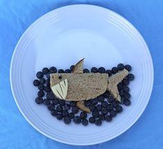 shark sandwich    #kids #foods