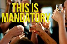 The Aggressive Shot Pusher | The 19 Types Of People You See At Every College Party