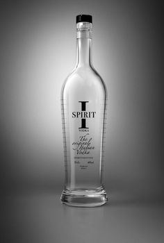 The sexiest bottle of vodka ever