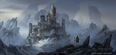 http://wang2dog.deviantart.com/art/Snow-Castle-470636062