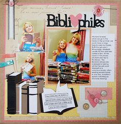 cricut, diy, scrapbook, scrapbooking, layout, single page, family, teen, kids, books