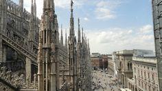 No teto do Duomo de Milão (50388937)