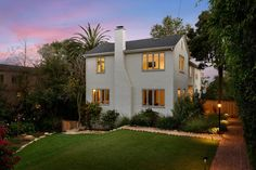 Welcome to The Grande Dame of the Upper East. Located in one of Santa Barbara's most desirable neighborhoods, this historic home offers the best of downtown living, yet gives you the feeling of seclusion, with its tall hedges and abundance of bougainvilleas on a spacious one-third acre. 4 Bed 4 Bath Sleeps 8 #ParadiseRetreats #SeeSB #VisitSantaBarbara #VIsitCali #BookDirect #VacationRentals #DreamVacation #ExploreCali #VisitCalifornia #CaliforniaDreamin Visit Santa Barbara, California Dreamin', Hedges, Dream Vacations, The Locals, Abundance, Acre, Third, The Neighbourhood