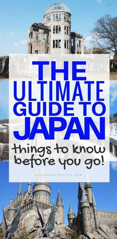 A Comprehensive Guide to Japan: Know Before You Go | Rhiannon Travels