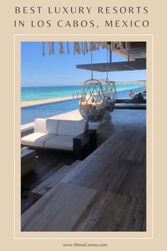 Where to stay in Cabo San Lucas, Mexico? This Los Cabos travel guide compares the best hotels in Cabo for LUXURY! Read my review of Solaz Los Cabos Resort, Nobu Hotel Los Cabos and The Cape, a Thompson Hotel. I also cover the best restaurants in Cabo / where to eat in Cabo, where to see El Arco and the best beach clubs in Cabo. The best of Mexico resorts for your perfect Cabo Itinerary. Perfect for a honeymoon, bachelorette party, romantic getaway/couples trip or friends