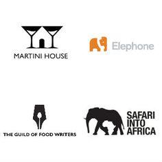 Imagen logos con espacio negativo