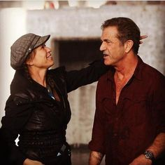 On the set of Expendables 3