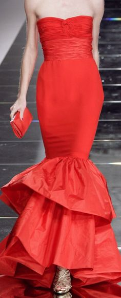 Valentino_red gown