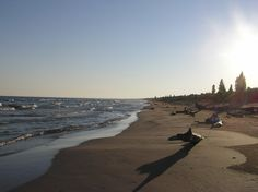 Pinery Provincial Park - only two hours from our house. It's Zaidie's 'bestest beach'. Lake Camping, Winter Camping, Outdoor Camping, Bike Trails, Biking, Cottage Rentals, The Dunes, Canoeing, Travel Bugs