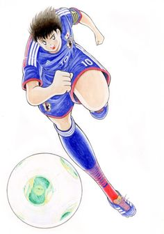 Captain Tsubasa 3D Figure Wakashimazu Ken Special Save Statue