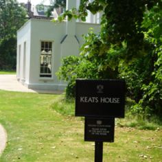 John Keats' house, Hampstead Heath, London