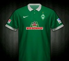 Lovely Werder Bremen home shirt for