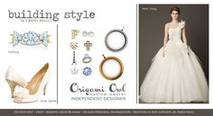 Perfect with any dress, Origami Owl Living Locket www.dollinevance.origamiowl.com  #wedding #bridesmaid #gift