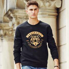 Autumn winter thick hoodies for men quality hoodie male tiger fleece warm sweatshirts fashion clothing