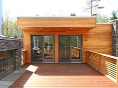 Saugerties house rental - upstairs deck
