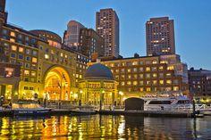 Boston Harbor Hotel – Boston, Massachusetts, USA