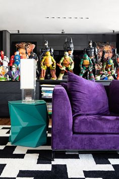 1st Apartment, Eclectic Decor, Boy Room, Decoration, Game Room, Pop Art, Sweet Home, House, Living Room