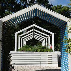A Chaumont-sur-Loire, jardins de rêves et de collection