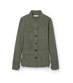 Tory Burch Side-lace Jacket