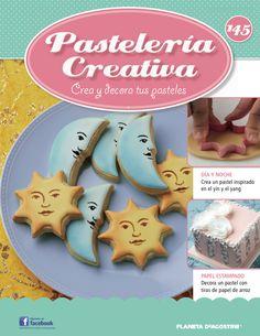 Fascículo 145 de Pastelería Creativa Sugar, Cookies, Desserts, Ideas, Food, Sweet Recipes, Creativity, Libros, Manualidades