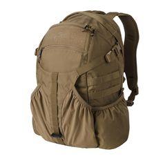 0a5e888f3 La mochila Helikon-Tex Raider en color coyote es una mochila táctica  fabricada en CORDURA